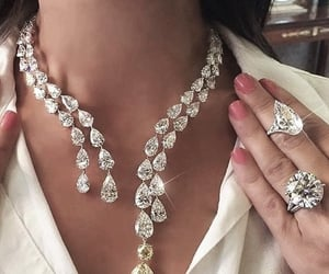 accessories, diamond, and jewelry image