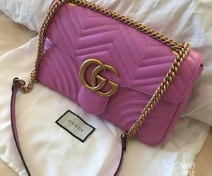 bag, gucci, and purse image