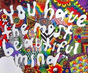beautiful, mind, and quotes image