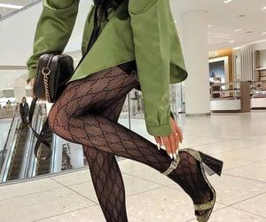 fashion, green, and gucci image