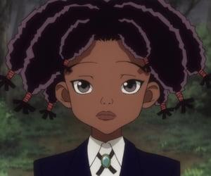 anime girl, canary, and zoldyck image