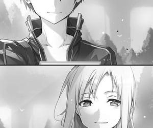 anime, anime girl, and asuna image