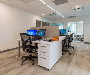 business, office, and office space image