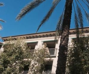 architecture, california, and nature image
