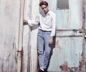 exo, fashion, and kai image