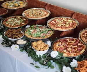 bar, food, and pizza image