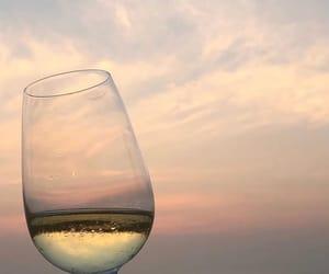 sky and wine image