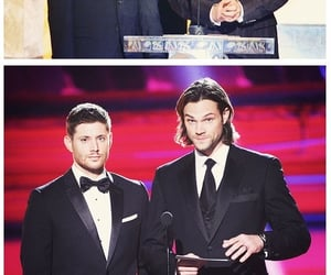 angels, cw, and dean winchester image
