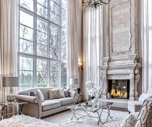 decor, luxury, and interior image