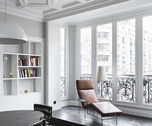 home, apartment, and design image