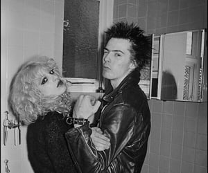 idol, sid and nancy, and sid vicious image