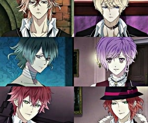 anime, vampire anime, and ruki mukami image