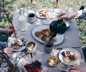 breakfast, coffee, and aesthetic image