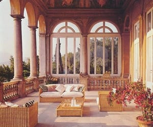 decor, luxury, and manor image