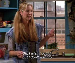 quote, phoebebuffay, and friends image
