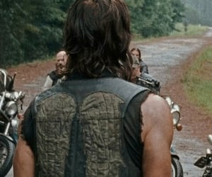 tv show, daryl dixon, and the walking dead image