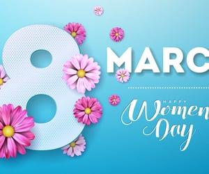 8 march, 8 آذار, and اليوم العالمي للمرأة image