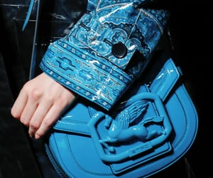 bags, blue, and etro image