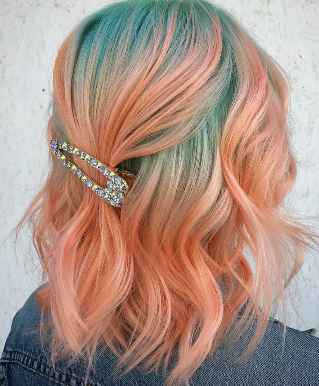 barrette, colors, and style image