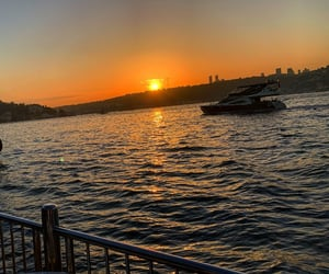 istanbul, sea, and water image