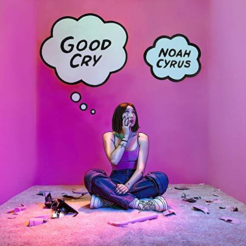 noah cyrus, good cry, and singer image