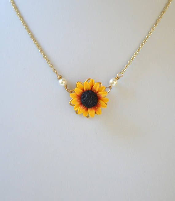 accessories and sunflower image