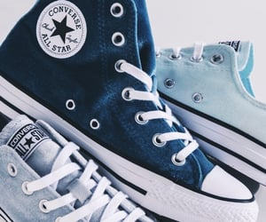 all stars, chucks, and converse image