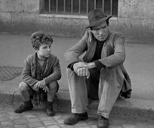 1948, 40s, and bicycle thieves image