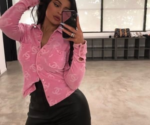 kylie jenner, fashion, and style image