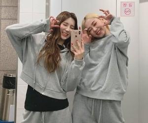 sohee, ej, and kim eunji image