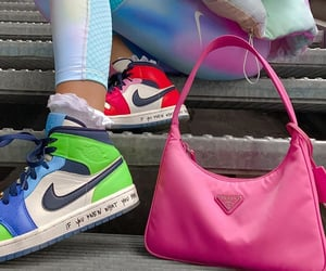 blogger, colorfull, and fashion image