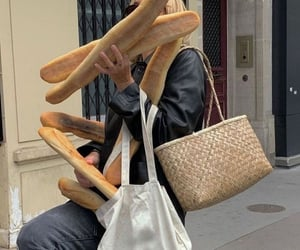 fashion, beige, and bread image