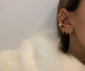 jewelry, chic, and earring image