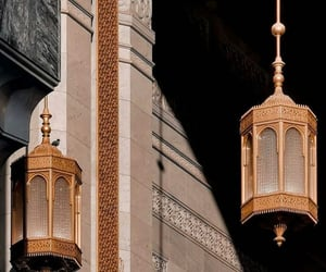 arabic, islam, and mosque image