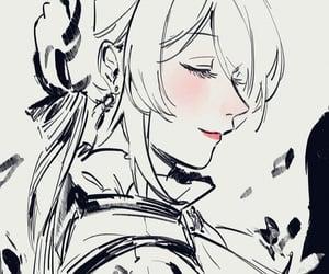 anime, aristocrat, and beautiful image
