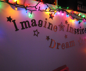 imagine, Dream, and inspire image