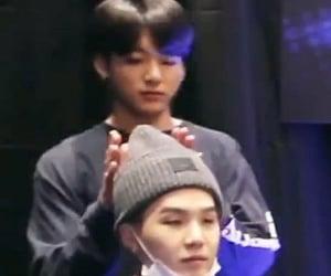 bts, yoongi, and jungkook image