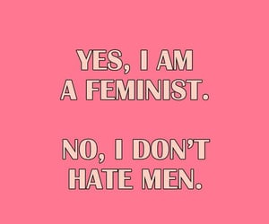 feminist, quotes, and woman image
