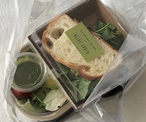 food, aesthetic, and green image