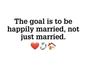 love quotes, marriage, and married life image