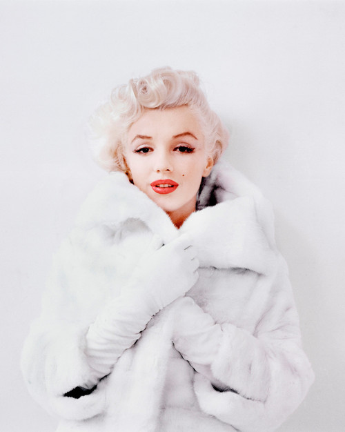 article, Marilyn Monroe, and mother image