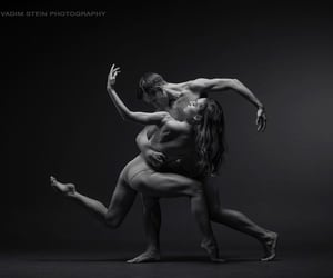 art, dance, and contemporary image