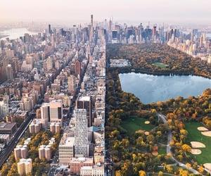 city, beautiful, and nature image