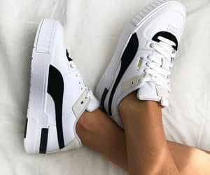 sneakers, fashion, and puma image