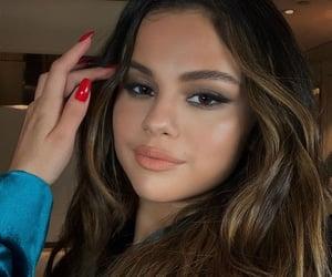 selena gomez, makeup, and selena image
