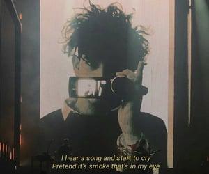 Lyrics, the 1975, and matt healy image