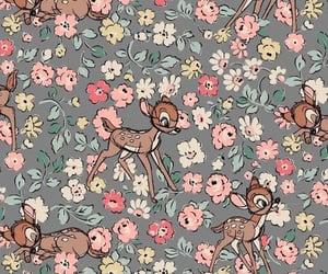 wallpaper, disney, and bambi image