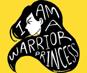 princess, girl power, and march 8 image