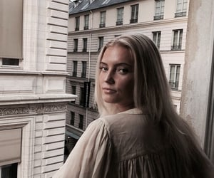 buildings, girl, and indie image