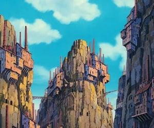 ジブリ, laputa, and 天空の城ラピュタ image
